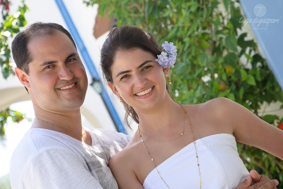 Mari e Thiago. Ensaio pré-wedding.
